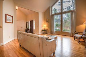 Big open living room